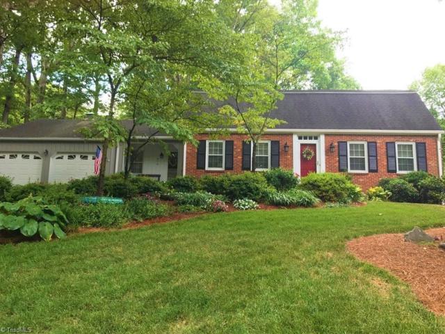 670 Quarterstaff Road, Winston Salem, NC 27104 (MLS #899548) :: Banner Real Estate
