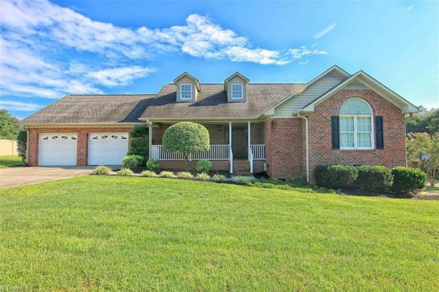 1009 Brookhaven Lane, Yadkinville, NC 27055 (MLS #899562) :: RE/MAX Impact Realty