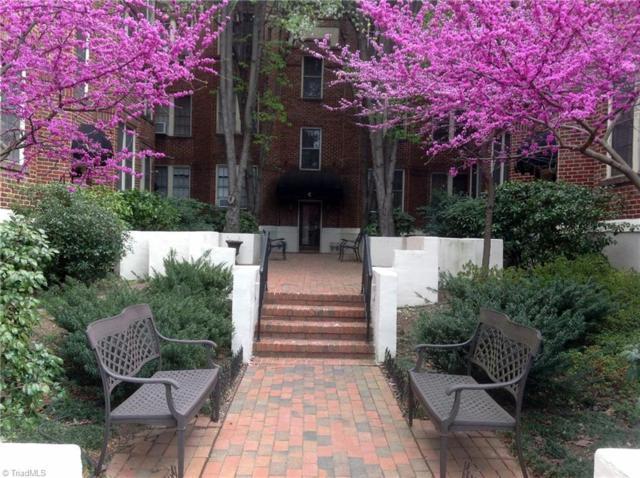 828 N Elm Street B6, Greensboro, NC 27455 (MLS #899572) :: Kristi Idol with RE/MAX Preferred Properties