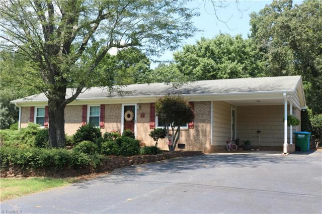 28 Meadowdale Drive, Denton, NC 27239 (MLS #899616) :: Banner Real Estate