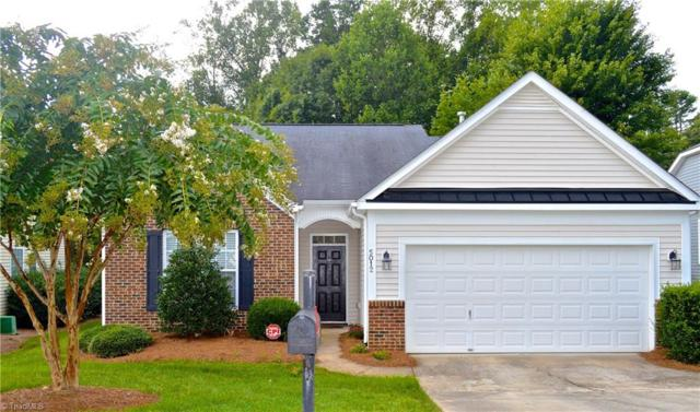5012 Brian Center Lane, Winston Salem, NC 27106 (MLS #899702) :: Banner Real Estate