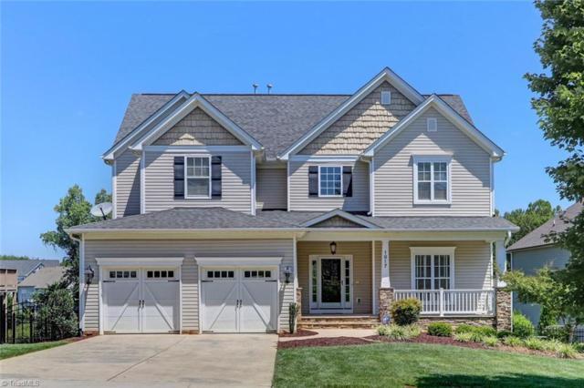 1817 Abernethy Trail, Burlington, NC 27215 (MLS #899717) :: Banner Real Estate