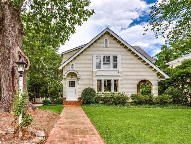 302 Wentworth Drive, Greensboro, NC 27408 (MLS #899751) :: Lewis & Clark, Realtors®