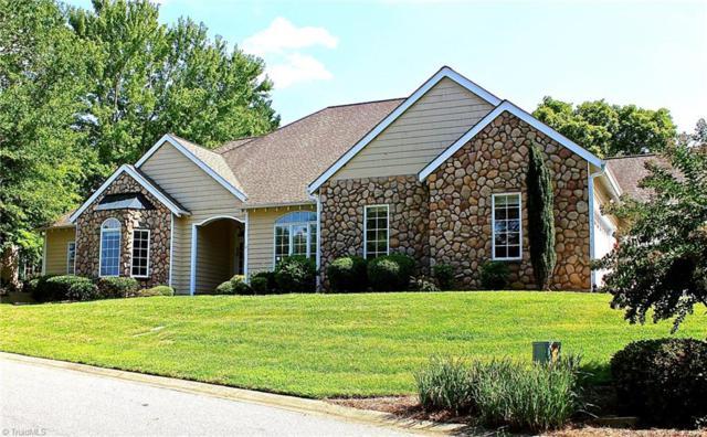 135 Hollybrook Drive, Bermuda Run, NC 27006 (MLS #899765) :: Banner Real Estate