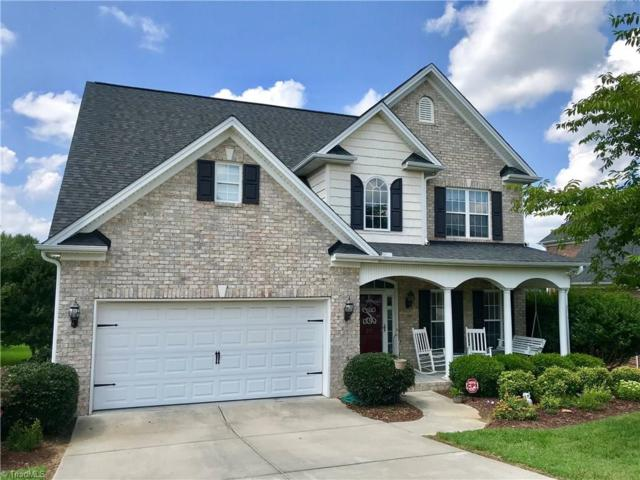 29 Wexford Circle, Thomasville, NC 27360 (MLS #899844) :: The Temple Team