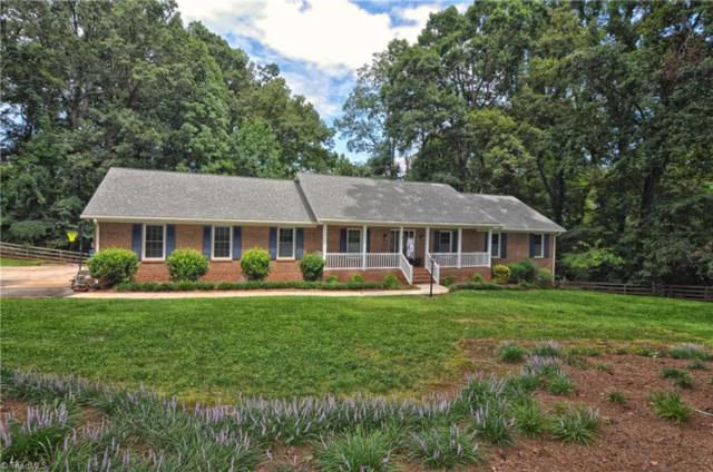 141 Raintree Road, Advance, NC 27006 (MLS #899854) :: Banner Real Estate