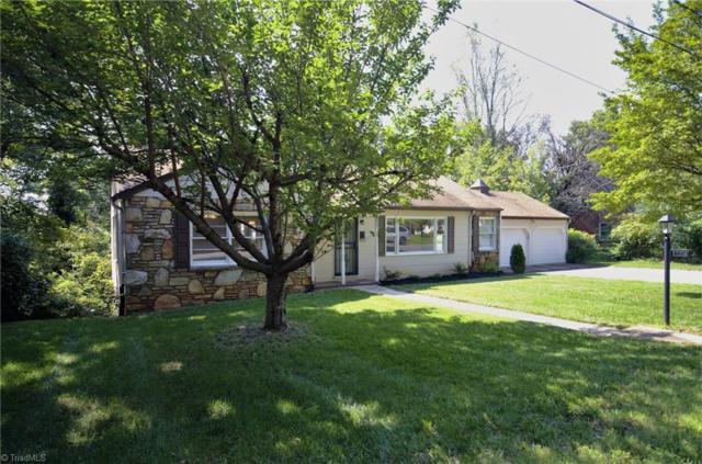 621 Corona Street, Winston Salem, NC 27103 (MLS #899866) :: Banner Real Estate
