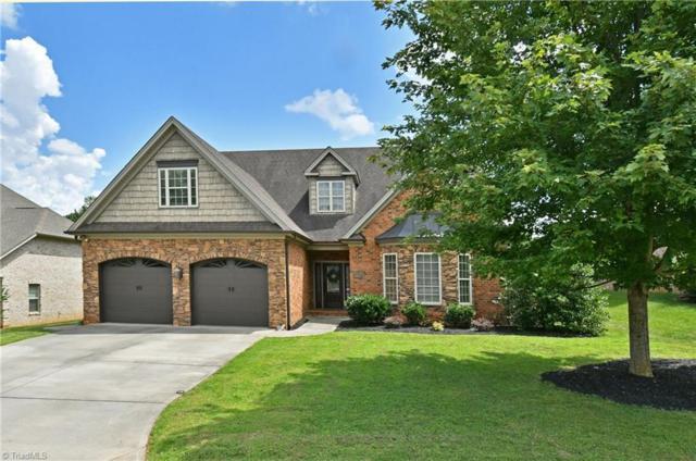 6182 Barrington Oaks Drive, Clemmons, NC 27012 (MLS #899870) :: Kristi Idol with RE/MAX Preferred Properties