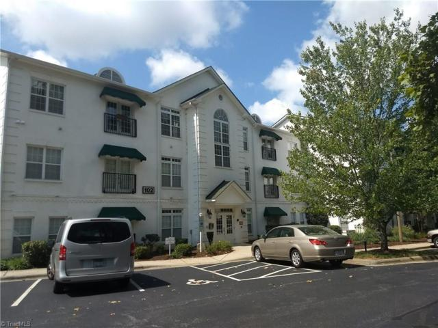 102 Sunset Circle #101, Greensboro, NC 27408 (MLS #900019) :: Kristi Idol with RE/MAX Preferred Properties