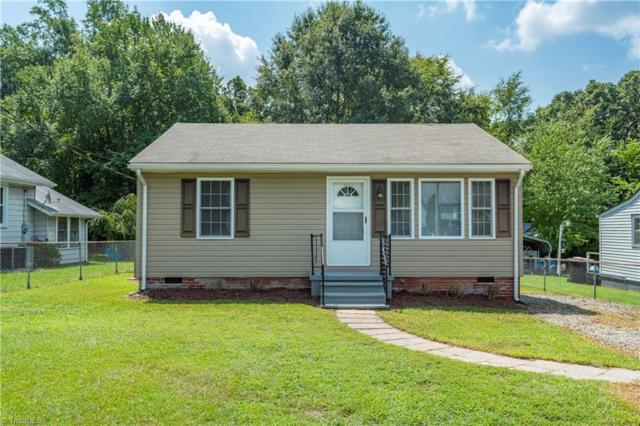 1029 Elwood Street, Burlington, NC 27217 (MLS #900030) :: Kristi Idol with RE/MAX Preferred Properties