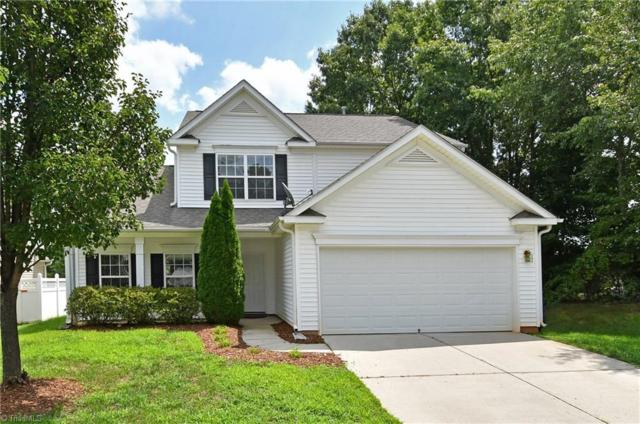 1230 Folkstone Ridge Lane, Winston Salem, NC 27127 (MLS #900040) :: HergGroup Carolinas