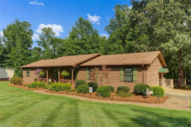10451 Park Springs Road, Ruffin, NC 27326 (MLS #900053) :: NextHome In The Triad