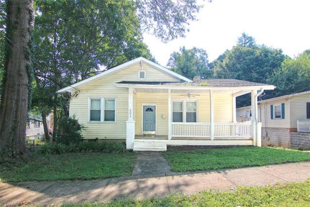 501 Lockland Avenue, Winston Salem, NC 27103 (MLS #900094) :: Banner Real Estate