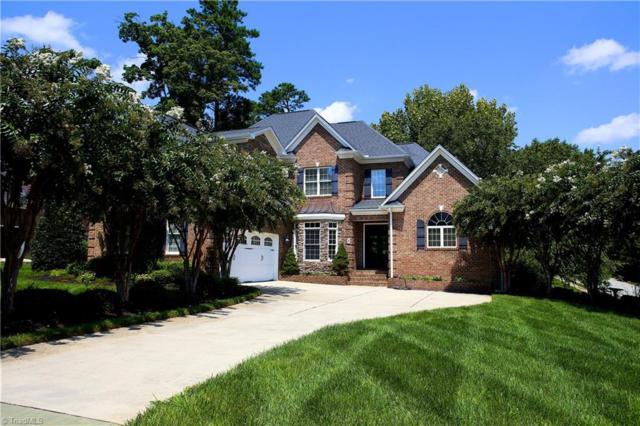 2 Fern Bluff Court, Greensboro, NC 27410 (MLS #900095) :: Kristi Idol with RE/MAX Preferred Properties