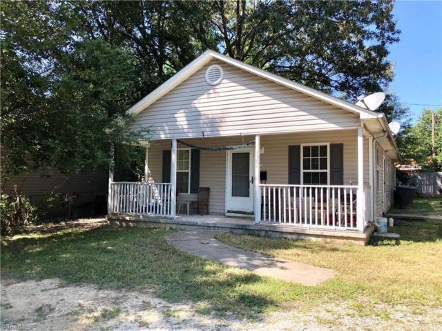 1302 W Florida Street, Greensboro, NC 27403 (MLS #900144) :: Kristi Idol with RE/MAX Preferred Properties