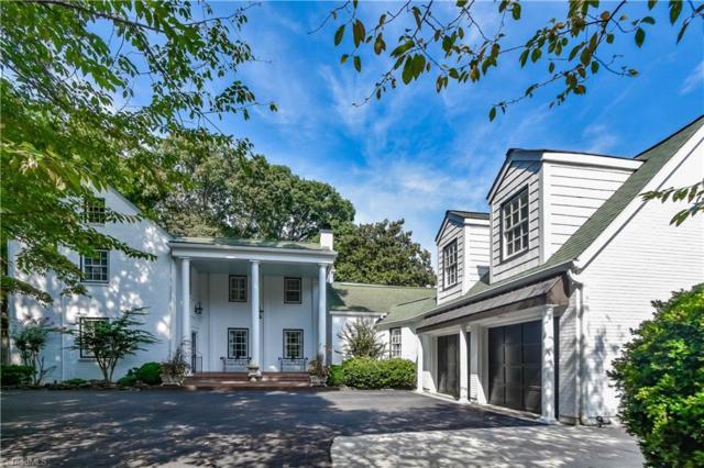 854 Wellington Road, Winston Salem, NC 27106 (MLS #900179) :: Banner Real Estate