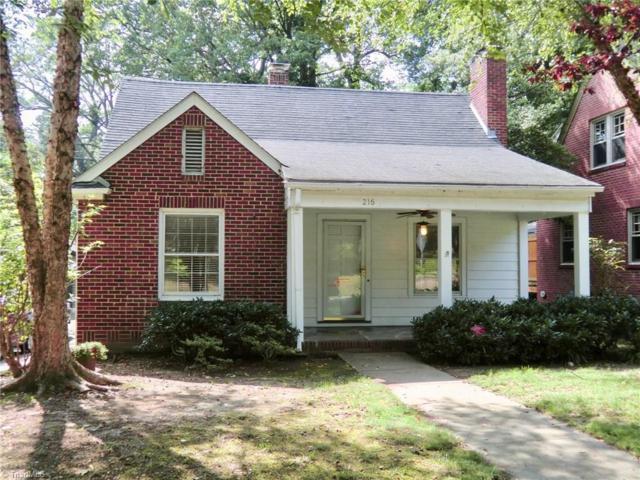 216 Kensington Road, Greensboro, NC 27403 (MLS #900187) :: Kristi Idol with RE/MAX Preferred Properties