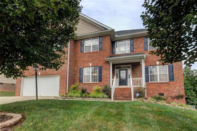 5709 Falkirk Drive, Greensboro, NC 27409 (MLS #900188) :: Kristi Idol with RE/MAX Preferred Properties
