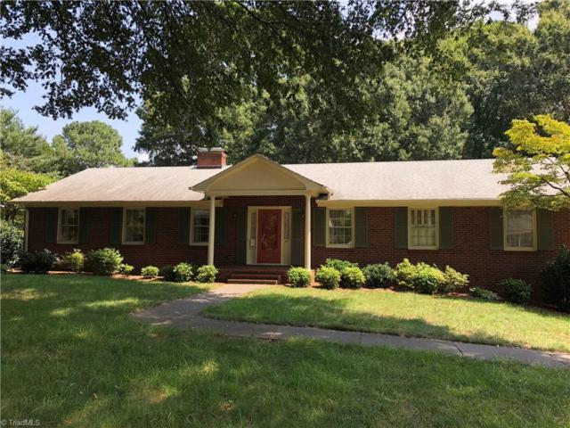 351 Dover Drive, Winston Salem, NC 27104 (MLS #900200) :: Banner Real Estate