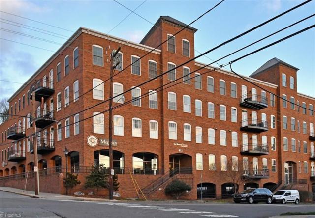 411 S Marshall Street #103, Winston Salem, NC 27101 (MLS #900230) :: Kristi Idol with RE/MAX Preferred Properties