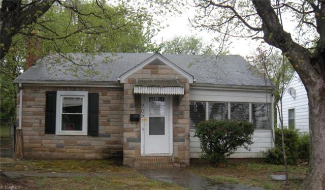 905 Roosevelt Street, Winston Salem, NC 27105 (MLS #900282) :: Banner Real Estate