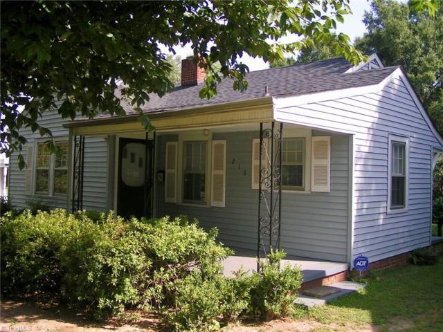 216 Model Farm Road, High Point, NC 27263 (MLS #900293) :: Lewis & Clark, Realtors®