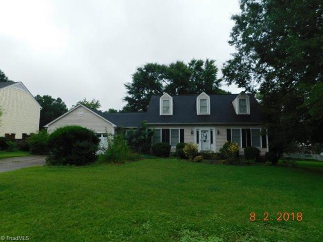 2126 Crosby Drive, Burlington, NC 27215 (MLS #900316) :: Banner Real Estate