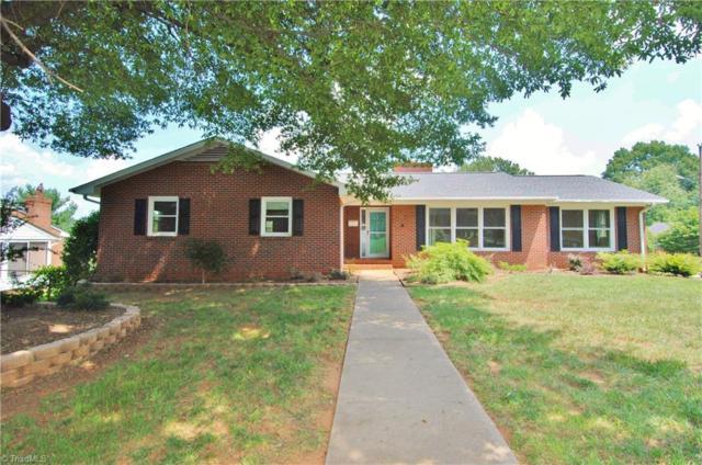 729 Blackwood Avenue, Winston Salem, NC 27103 (MLS #900346) :: Banner Real Estate