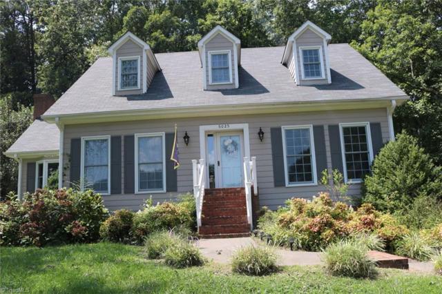 6025 Crestridge Lane, Winston Salem, NC 27105 (MLS #900383) :: Banner Real Estate