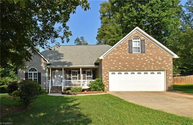 292 Montclair Drive, Advance, NC 27006 (MLS #900393) :: Banner Real Estate
