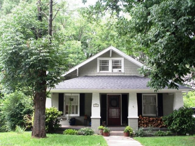 608 Mayflower Drive, Greensboro, NC 27403 (MLS #900401) :: Banner Real Estate