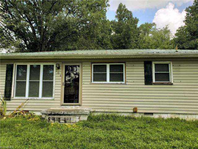104 Trexler Avenue, Thomasville, NC 27360 (MLS #900434) :: Lewis & Clark, Realtors®