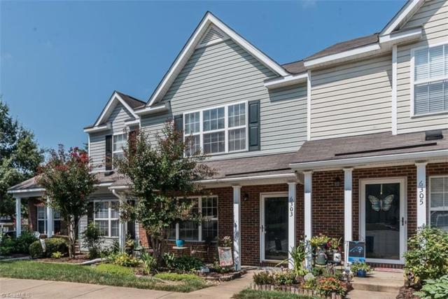 6303 Sweetbay Drive, Whitsett, NC 27377 (MLS #900437) :: Banner Real Estate