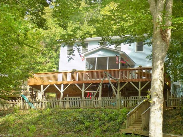 3880 Old Mountain Road, Lexington, NC 27292 (MLS #900465) :: Kristi Idol with RE/MAX Preferred Properties