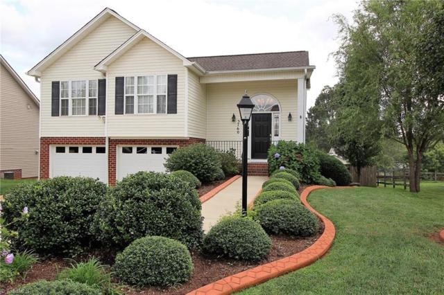 3760 Field Sedge Drive, Winston Salem, NC 27107 (MLS #900583) :: Kristi Idol with RE/MAX Preferred Properties