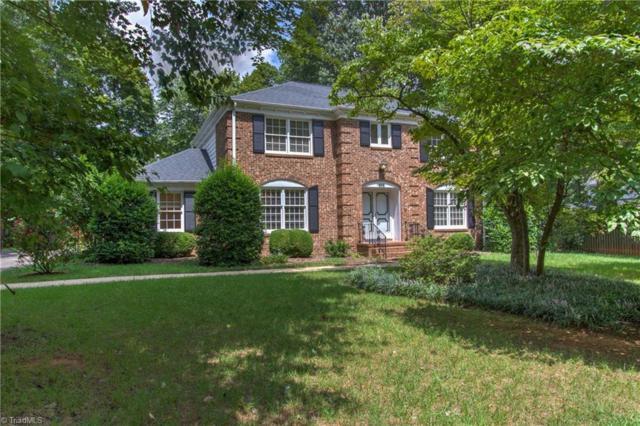 1602 Beechtree Road, Greensboro, NC 27408 (MLS #900598) :: NextHome In The Triad