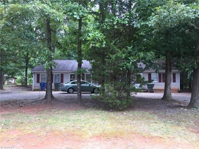 503 E Hanover Road, Graham, NC 27253 (MLS #900602) :: NextHome In The Triad