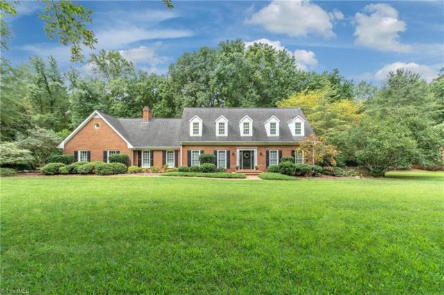 5707 Forest Manor Drive, Greensboro, NC 27410 (MLS #900611) :: NextHome In The Triad
