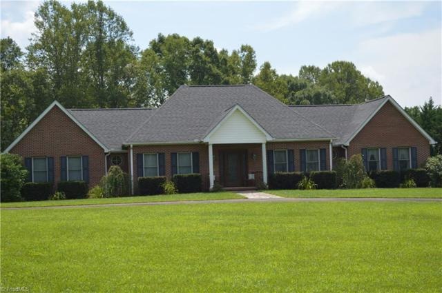 4106 Westfield Road, Mount Airy, NC 27030 (MLS #900613) :: NextHome In The Triad