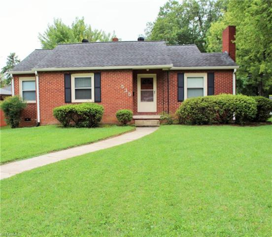 535 Gatewood Avenue, High Point, NC 27262 (MLS #900639) :: Kristi Idol with RE/MAX Preferred Properties