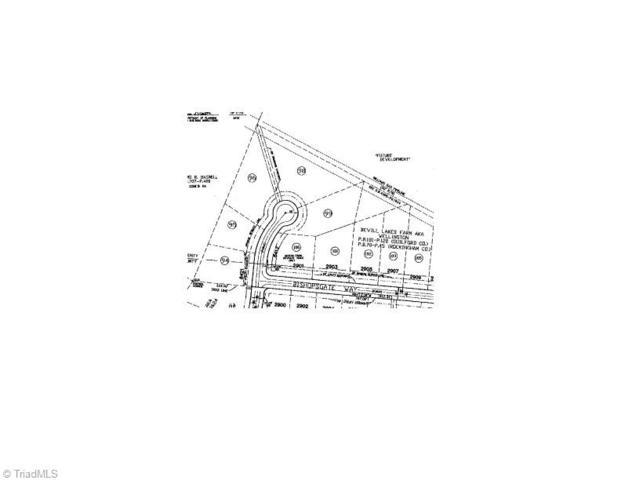 99 Newgate Trace, Browns Summit, NC 27214 (MLS #900700) :: Kristi Idol with RE/MAX Preferred Properties