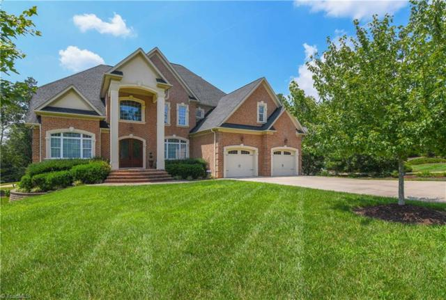 805 Golf House Road W, Whitsett, NC 27377 (MLS #900788) :: NextHome In The Triad