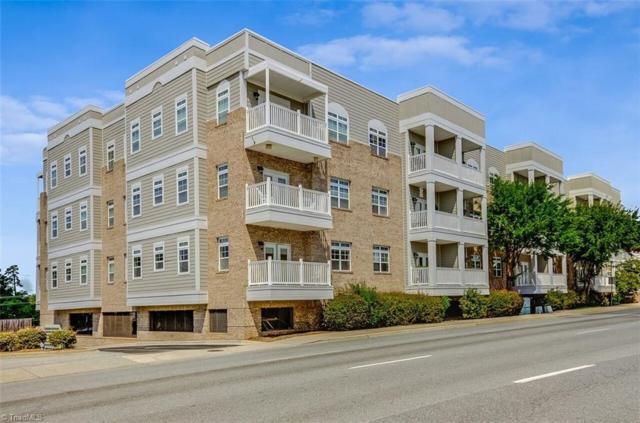 605 W Market Street #215, Greensboro, NC 27401 (MLS #900842) :: Kristi Idol with RE/MAX Preferred Properties