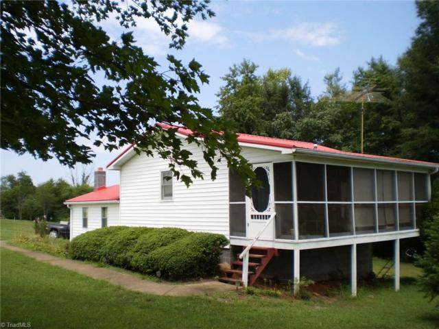 6238 Old Us Highway 60 S, Hamptonville, NC 27020 (MLS #900977) :: NextHome In The Triad