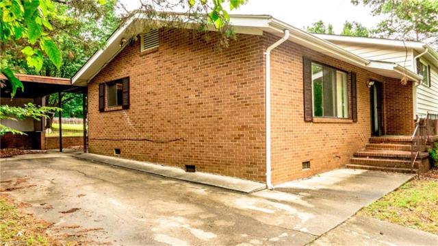 516 Park Lane, Reidsville, NC 27320 (MLS #901084) :: Lewis & Clark, Realtors®