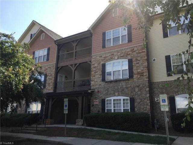 4762 Tatton Park Circle 3C, Winston Salem, NC 27103 (MLS #901245) :: Kristi Idol with RE/MAX Preferred Properties