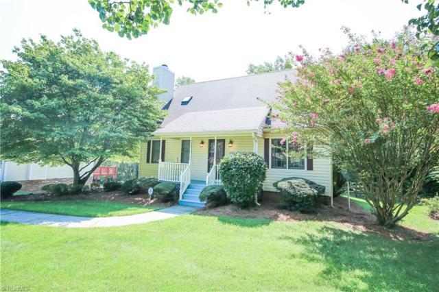 1000 Kingstree Ridge Drive, Winston Salem, NC 27127 (MLS #901302) :: Lewis & Clark, Realtors®