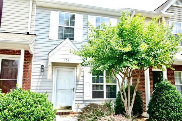 104 Tannenbaum Circle, Greensboro, NC 27410 (MLS #901314) :: Kristi Idol with RE/MAX Preferred Properties