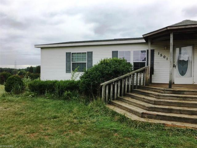 1501 Tyro Road, Lexington, NC 27295 (MLS #901325) :: Kristi Idol with RE/MAX Preferred Properties