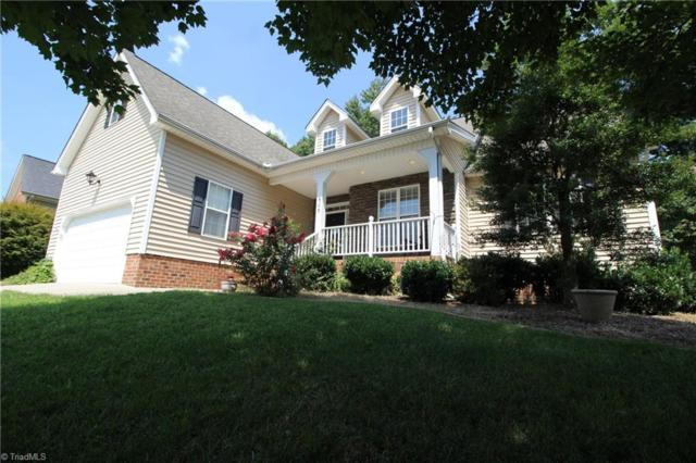 605 Charles Conner Drive, Kernersville, NC 27284 (MLS #901362) :: Kristi Idol with RE/MAX Preferred Properties